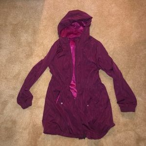 Old Navy Raincoat. Size M